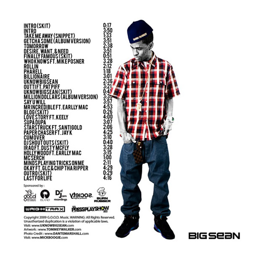 big sean finally famous vol 3 tracklist. Big Sean – Finally Famous (The
