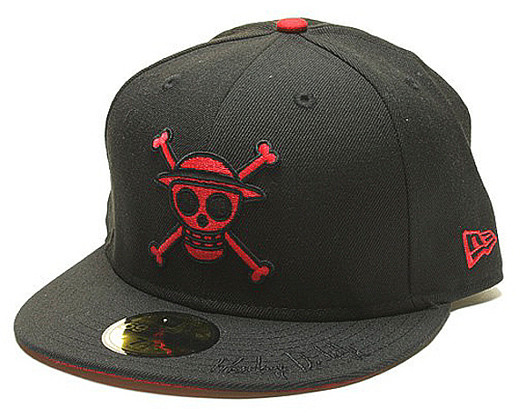 dc603e3e31c ONE PIECE x New Era 59FIFTY