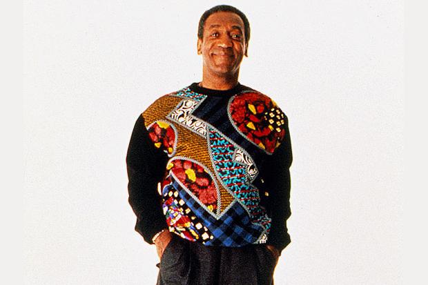 Bill Cosby Color Page